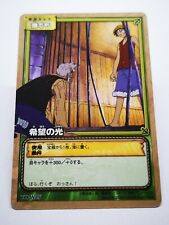 One Piece From TV animation bandai carddass carte card Made in Korea TD-W27