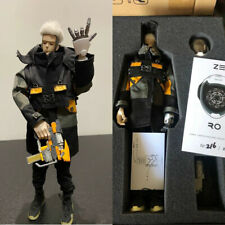 Zeroworks Life 01 White Hair Limited Hand-made 1/6 Collectible Figure New Stock