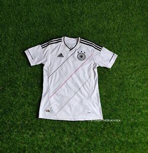 GERMANY NATIONAL TEAM 2011 2012 HOME FOOTBALL SOCCER SHIRT JERSEY BOYS