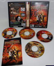 Dungeon Siege II (PC, 2005) with key