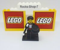 Lego Series 1 Magician Minifigure Collectable Series Hat Wand Hair Suit C23M