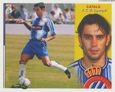 CATALA # ESPANA RCD.ESPANYOL LIGA 2003 ESTE STICKER CROMO