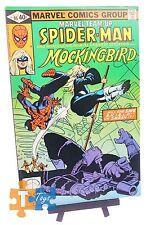 Marvel Team-Up #95 Marvel Comics 1st Mockingbird App July 1980 VF-VF+