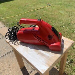 Dirt Devil Hardy DD140 Motorhome Caravan Car Pet Vacuum Cleaner Tested & Working