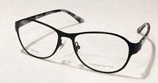 New PRODESIGN DENMARK 5322 Black Gray Pearl Frame 54/17/132 Titanium Eyeglasses
