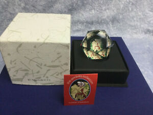 Swarovski Crystal Paperweight, Cruella De Vil, poly 14011003. LE 750; Retired.