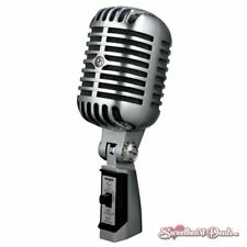 Shure 55SH Series II Iconic Unidyne Vocal Microphone (The Elvis Mic)