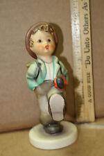 "Goebel Hummel 5"" Figurine ""Globe Trotter"" #79 TMK3   JSH"