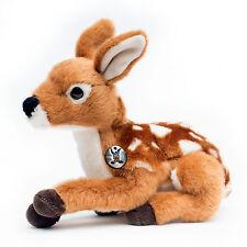 Rehkitz SARNA liegend 26 cm Plüschtier Reh Kitz Bambi Plüschreh Kuscheltier