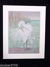 COLORED ART POSTER PRINT HOUSE OF REFUGE GRIFFITHS 6 IN BY 8 IN. PICTURE SIZE