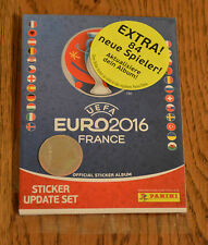 Panini em euro 2016 france UPDATE SET multi pack 84 sticker nachnominierungen OVP