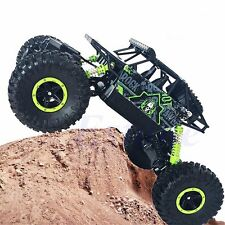 Off Road Remote Control 1/18 2.4G 4WD High Speed Radio RC Truck Desert Car Green