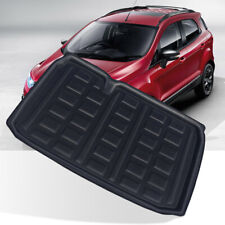Auto Car SUV Rear Trunk Tray Cargo Liner Mat Boot Floor Carpet For Ford EcoSport