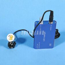 Dentist Dental Portable LED Headlight Lamp Blue Battery
