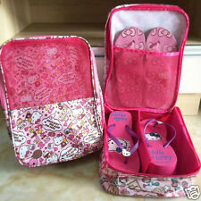 Hello Kitty Waterproof Travel Outdoor Laundry Shoes Pouch Storage Bag KK812