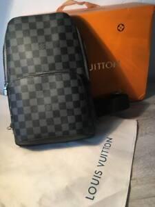 Louis Vuitton sling bag avenue