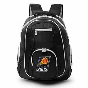 NBA Phoenix Suns Colored Trim Premium Laptop Backpack