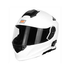 casco modulare ORIGINE DELTA con Bluetooth integrato   bianco lucido taglia l