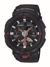 Casio G-Shock Herrenuhr Uhr Alarm Timer Analog Digital Schwarz GA-500-1A4ER