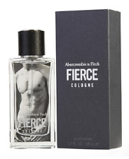 ABERCROMBIE & FITCH FIERCE 1.7 oz / 50 ml Cologne Men BRAND NEW IN BOX & SEALED