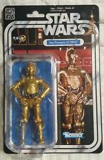 Star Wars The Black Series 6 inch 40th Anniversary C-3PO NEW good 2017