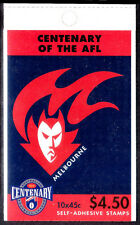 1996 AFL Melbourne Demons booklet. Faultless as-issued condition.