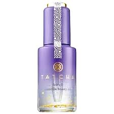 TATCHA GOLD CAMILLIA BEAUTY OIL 1 oz SIZE! AMAZING! NEW - IN BOX!