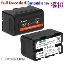 1x Kastar Battery for Sony BP-U30 PMW-EX1R PMW-EX3 PMW-EX3R PMW-EX160 PMW-EX260