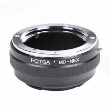 FOTGA Minolta MD Lens to Sony E-Mount NEX-7 6 A7R II A6500 A6300 Adapter ring S
