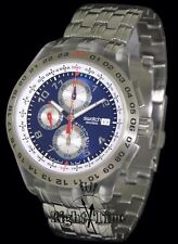 SWATCH ORIGINAL CHRONO AUTOMATIC BLUNGE SVGK400G NEW SUIZO IN BOX