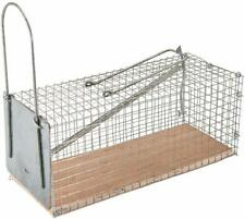 Piège à Souris Cage Réutilisable Resort Rats Rongeurs Appâts Grillagée Capture