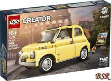 LEGO® Creator / Expert: 10271 Fiat 500 & 0.-€ Versand & NEU & OVP !