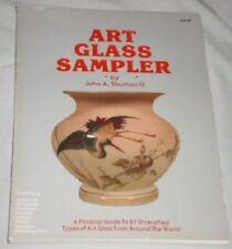 Art Glass Sampler by John A Shuman III