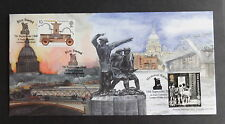 GB 2003 St Pauls Memorial FDC Coronation Blitz Bletchley Park Ltd Ed 437 of 1000