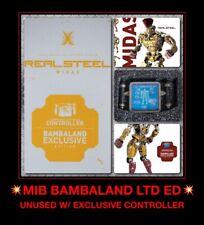 "MIB *USA* ThreeA 3A Real Steel MIDAS Bambaland Exclusive 1/6 scale 16.5"" ROBOT"