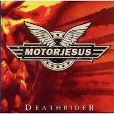 """MOTORJESUS """"DEATHRIDER"""" CD NEW+"""
