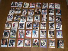 48 ST. LOUIS BLUES BRETT HULL DIFFERENT HOCKEY CARDS