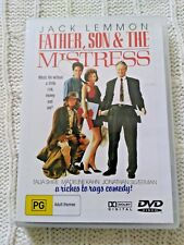 FATHER, SON AND THE MISTRESS – DVD, REGION-ALL, LIKE NEW FREE POST IN ASUTRALIA