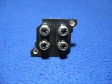 Pioneer Sa-9500 Amplifier * Rca Audio Signal Jack * (4 Jacks) - v-good clean