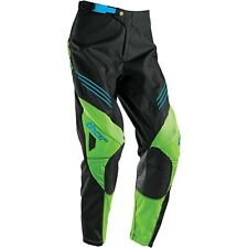Thor Phase MX Pants Motocross Enduro offroad Quad Youth/Black/Green