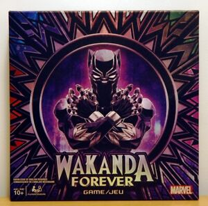 Marvel Wakanda Forever Game - Black Panther Dice-Rolling Game