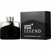 Mont Blanc Legend By Mont Blanc Edt Spray 1.7 Oz