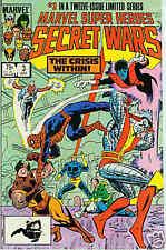 Marvel Super-Heroes Secret Wars # 3 (of 12) (Estados Unidos, 1984)