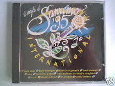 CD SANREMO 95 INTERNATIONAL ANNIE LENNOX KYLIE MINOGUE
