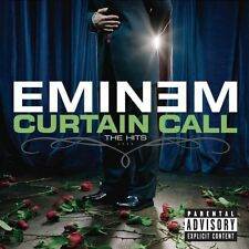 EMINEM - CURTAIN CALL: THE HITS CD ALBUM (VERY BEST OF / GREATEST HITS)