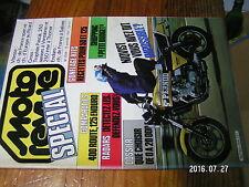 µ?  Moto Revue n°2554 Comparatif 120 Enduro Gonflage & kits 400 CBXF XJ 400 400J