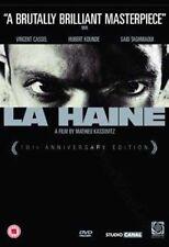 La Haine NEW PAL Arthouse DVD Vincent Cassel