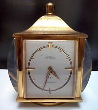 Art Deco Angelus 8 Days Clock Hygrometer Barometer & Thermometer Number 903 RARE