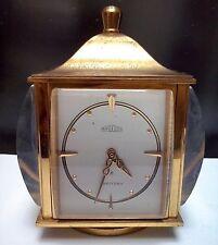 Art Deco Angelus 8 Days Clock Hygrometer Barometer & Thermometer Number 903 RARE
