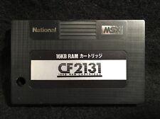 MSX 16KB RAM Cartridge USA SELLER